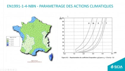 [FR] Introduction efficace de charges climatiques dans SCIA Engineer