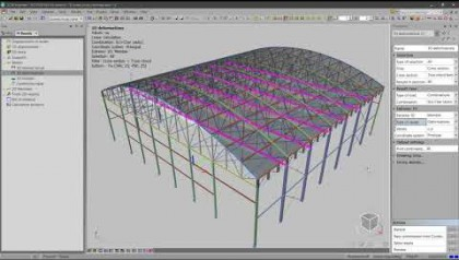[EN] Economical and clearly documented steel and composite design in SCIA Engineer 19