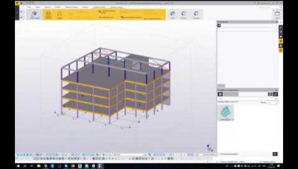 SCIA ENGINEER 18 – PROPOJENÍ S TEKLA STRUCTURES A REVIT