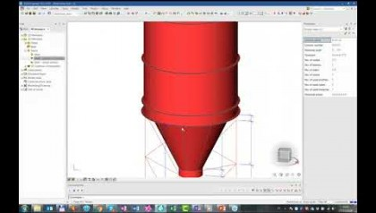 [EN] Modelling and analysis of steel tanks and other cylindrical shells