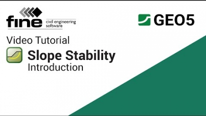 GEO5 Tutorials: Introduction to Slope Stability