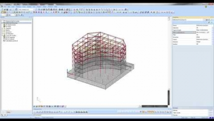 [EN] Advanced seismic analysis of structures with SCIA Engineer 15