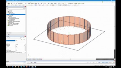 [EN] Steel Tank Design with SCIA Engineer