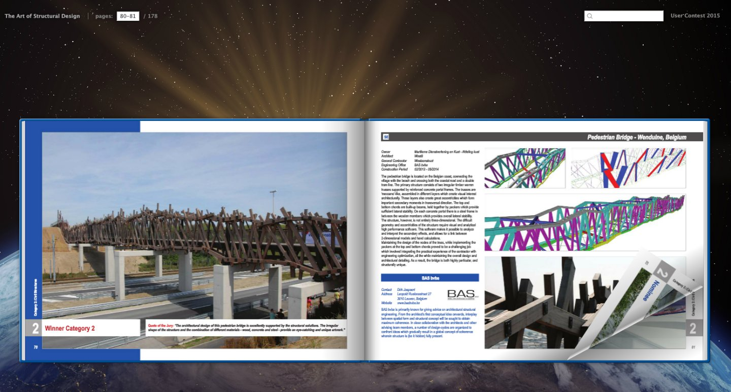 Scia User Contest Book 2015